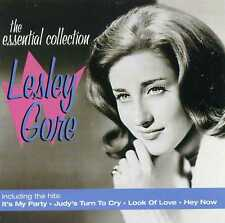 LESLEY GORE - THE ESSENTIAL COLLECTION - NEW CD!!