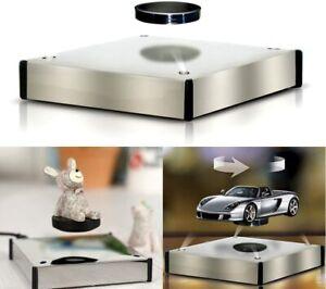 MASUNN Magnetic Levitation Floating Ion Revolution Display Platform Tray - UK