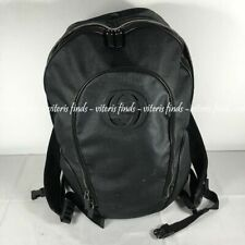 ca221a9c7d9 Authentic Gucci Inerlocking GG Black Canvas Travel Backpack Bag 223705