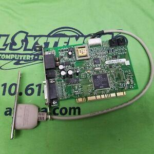 HP AUDIO/FAX/MODEM/JOYSTICK CONTROLLER CARD - 5184-3924