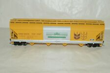 HO scale Athearn Canadian Canada Census  ACF 55' grain covered hopper car train