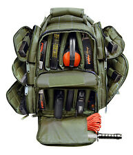Every Day Carry Tactical Range Backpack w/ Adjustable Partitions OD R4 600 D
