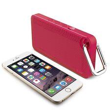 iLuv AUDMINIS6 Aud Mini Smart 6 Slim Portable Bluetooth Speaker, New