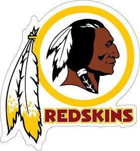 WASHINGTON REDSKINS Decal / Washington Football Team Sticker / NFL / HTTR Decal