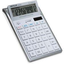 Victor 6400 Desktop Calculator 12-Digit LCD