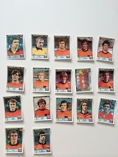 Panini WM 1974 - Holland Niederlande 74 - RAR - TOP - Sport, Fußball,