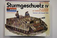 Monogram Sturmgeschuetz IV 1/32