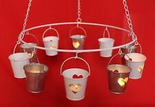 LUSTRE PLAFONNIERS 786243 Titulaire Tea Light ,chandelier D-36 cm pendentif