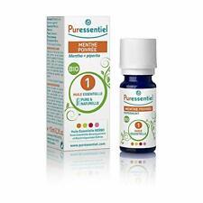 Puressentiel - Huile Essentielle Menthe Poivrée - Bio - 100% pure et naturelle -