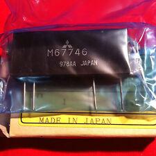 Kenwood part  Mitsubishi  M67746  VHF MODULE 60W for TM-D700 TM-G707  HAM Radios