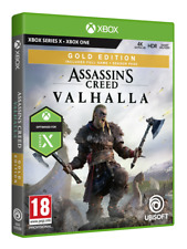 Assassin's Creed Valhalla Gold Edition PAL (versión 10 XBOX ONE Noe 2020)