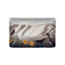 SWAN Trinket Tray by MAGPIE in cute matching gift box - BIRDS range