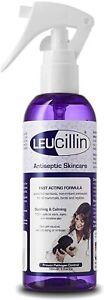 Leucillin Natural Antiseptic Spray | Antibacterial, Antifungal & Antiviral | for