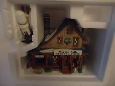"Dept. 56 New England Village #56602 "" Moggin Falls General Store """