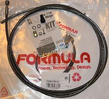 Formula - Guaina originale Kevlar NERA/BLACK 2m+kit The One/T1/R1R/R1 FD50178-00