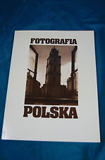 Fotografia Polska exhibition catalog 1979 Poland Masterworks Avant-Garde