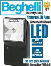BEGHELLI NOTTURNA LED LAMPADA PORTATILE PILA RICARICABILE BLACK OUT AUTOMATICA !