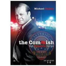 The Commish: The Complete Series (DVD, 2010, 17-Disc Set)