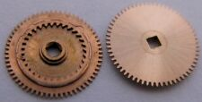 used Omega 565 Watch movement part lower ratchet wheel #415