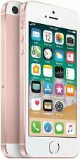 Apple iPhone SE Smartphone 64GB Handy, Touch ID 12MP Kamera Roségold 1. Generat.