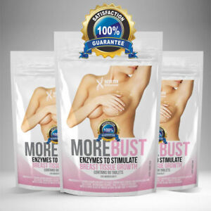 Bigger Breasts Enlargement Tablets, Estrogen Enzyme Pills Big Bust, Bigger Boobs