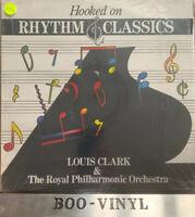 2 X HOOKED ON CLASSICS VINYL RECORDS -RHYTHM & SOUND MOVEMENT ORCHESTRA BOTH EX