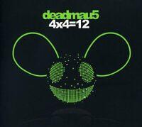 deadmau5 - 4x4=12 [CD]