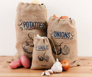Eco Friendly Reusable Fruit Vegetable Produce Bags Mesh Grocery Zero Wast