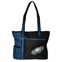 New Gameday Tote Purse Bag NFL Licensed PHILADELPHIA EAGLES Embroidered Logo