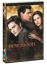 NEW MOON THE TWILIGHT SAGA THREE DISC DELUXE EDITION (3 DVD) ITALIANO