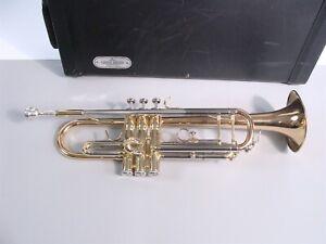 Jupiter Capital Edition CEB-660 Trumpet Sterling Leadpipe w/Case