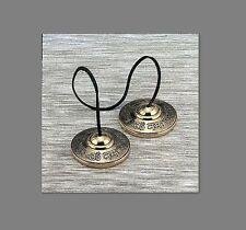 """Tingsha Cymbals Ting-Sha Meditation Bells 2.5"""""""