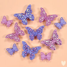 Dress It Up Botones Dulce Mariposas 9315-Mariposa Hadas Princesa