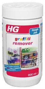 HG Graffiti Spray Paint Paint Felt Tip Remover - 600ml