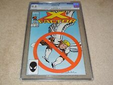 CGC 9.8 X-FACTOR #15 1ST APP. OF THE HORSEMEN OF APOCALYPSE! *WHITE PAGES* 1987