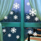Wall Stickers Christmas Xmas snowflakes large size vinyl decal decor Nursery