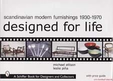 Fachbuch Scandinavian Modern Furnishings Skandinavisches Möbeldesign der Moderne