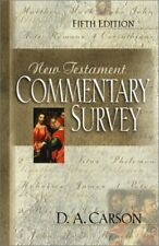 New Testament Commentary Survey