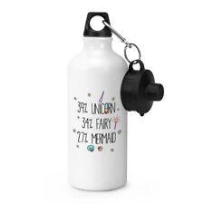 39% Unicorn 34% Fairy 27% Mermaid Sports Drinks Water Bottle