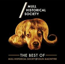 Mull Historical Society - The Best Of Mull Historical Society & Colin M (NEW CD)