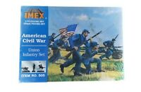 Imex 505 - Union Infantry Set (American Civil war) 1:72 New