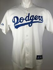 VTG Los Angeles Dodgers Authentic Majestic Home Jersey Men's MEDIUM