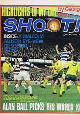 QPR / NORWICH / MAN UTD / PAUL REANEY LEEDSShoot 8July1972