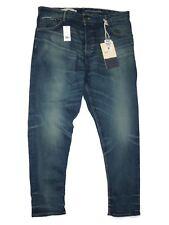 Banana Republic Trooper Fit Slim White Oak Cone Denim Jeans 36 x 30 retail $168