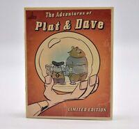 The Adventures of Plat & Dave Octavio Rodriguez Issue #1 Sketch Art Comic Book