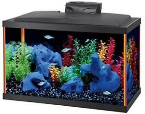 Aqueon Fish NeoGlow LED Aquarium Starter Kits / Free Shipping to U.S., 3 - 5 Bus