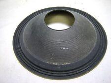 """18"""" Speaker Cone -- 2 44.083 -- 5"""" Voice Coil Opening -- Speaker Parts -- CS"""