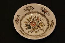 Vintage Wood & Sons Rosedale Inglaterra. patrón floral Berry/Tuercas/Bombón Tazón de fuente.