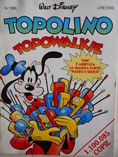 Topolino n°1966 [G.273] - BUONO –