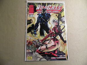 Wildcats #10 (Image Comics 1994) Free Domestic Shipping